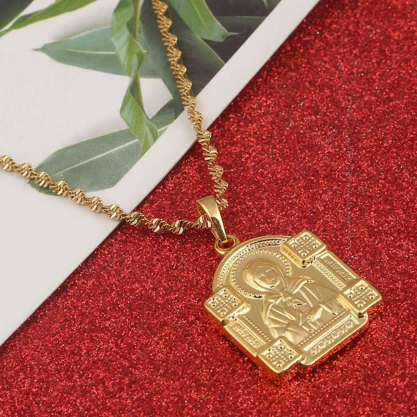 matronaofmoscow, virginmarynecklace, Jewelry, church