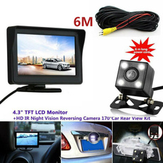 carbackupcamera, Monitors, nightvision, carvideo