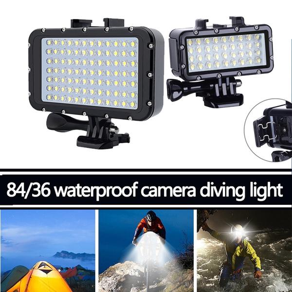dimmabledivinglight, led, divinglight, Waterproof