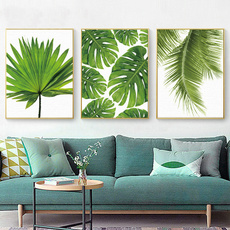 Plants, Wall Art, Home Decor, canvaspainting