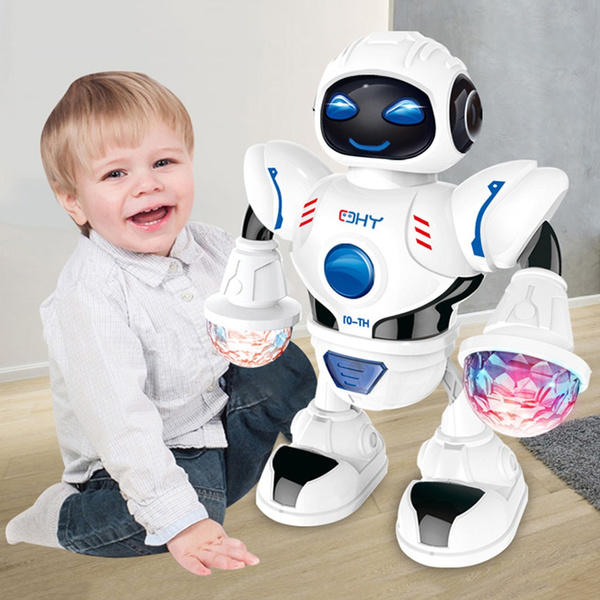 Toy, dancingrobot, smarttoy, walkingrobot