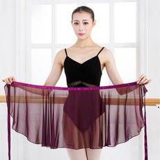 kidsskirt, Ballet, Fashion, chiffon