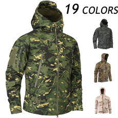 chamarrasparahombre, waterproofjacket, Waterproof, militaryjacket