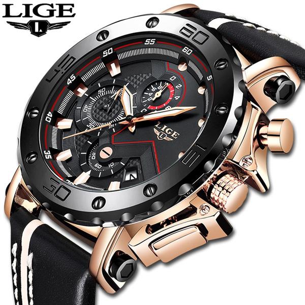 quartz, mensquartzwatch, Waterproof Watch, Luxury