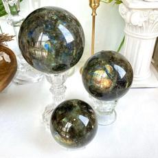 Blues, christmaspartydecor, gemstonesphere, Crystal