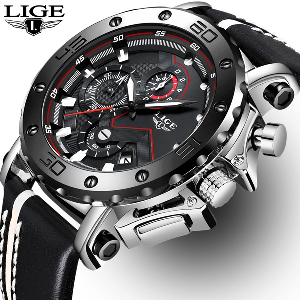 Chronograph, Fashion, Gifts, Waterproof