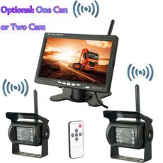 backupcamera, lcdmonitor, Monitors, Waterproof