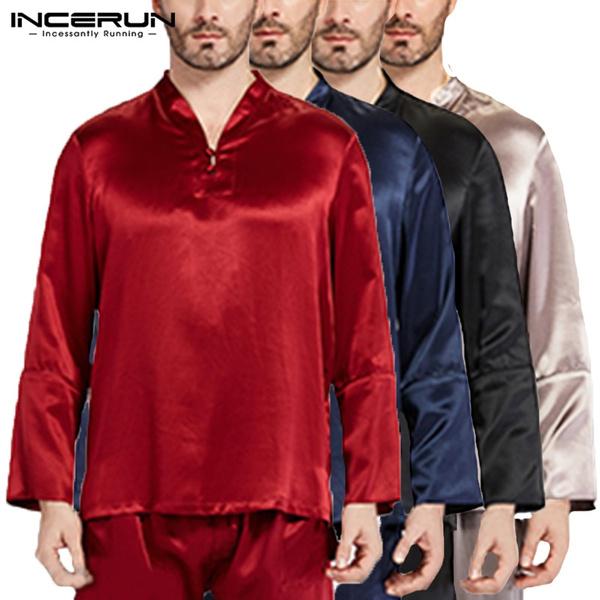 Plus Size, Shirt, Long Sleeve, Tops