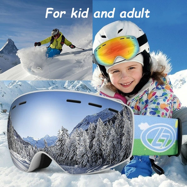 Ski Goggles, Snow Goggles, Outdoor Sports, unisex