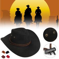 bowler hat, Cap, Cowboy, Cowgirl