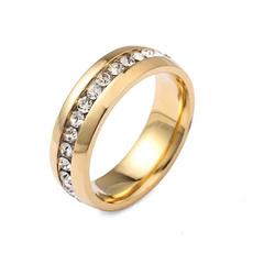 Steel, men_rings, Fashion, Women Ring