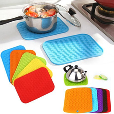 tablemat, Colorful, Silicone, tray