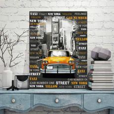 Coffee, Office, Fashion wall sticker, New York