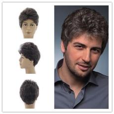 wig, wavymentoupee, Elegant, toupee