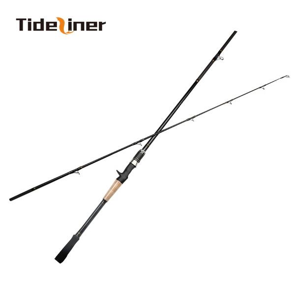 Fiber, casting, fishingrod, baitcasting