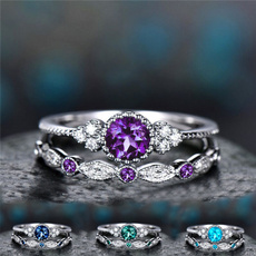 Silver Jewelry, DIAMOND, Jewelry, 925 silver rings