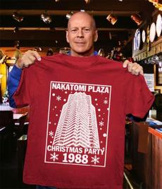 christmaspartyshirt, Christmas, diehard, Shirt