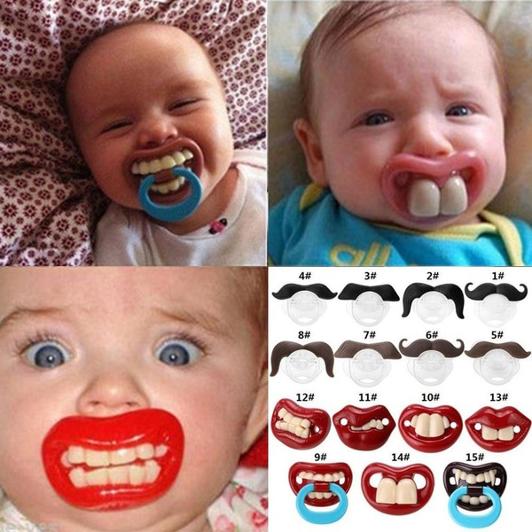 babytoothprotection, siliconepacifie, funnynipple, Funny