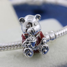 Sterling, 925 sterling silver, sterling silver, Bears