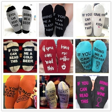 Cotton Socks, bringmeabeer, Gifts, Home & Living