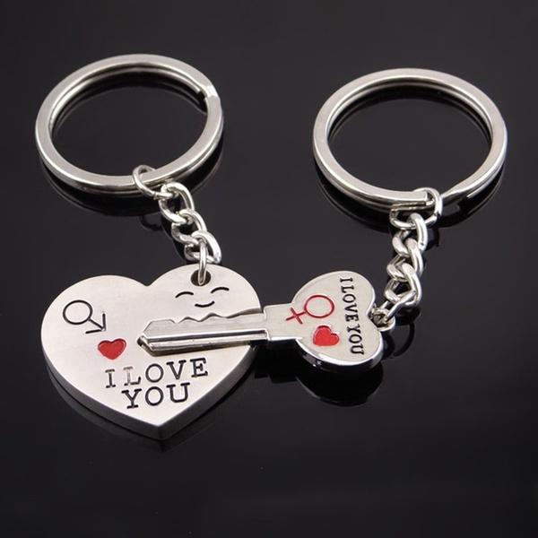 Keys, Heart, Love, Chain