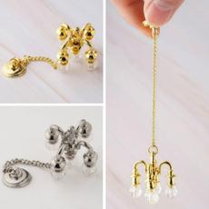 Mini, miniaturechandelier, Dollhouse, miniaturetoy