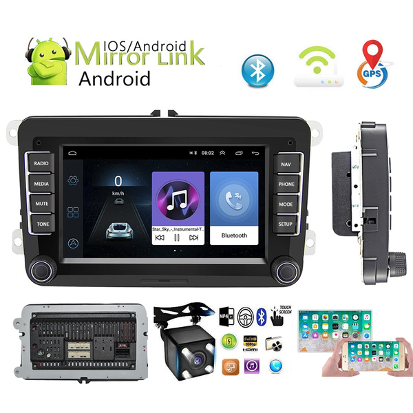 autoradiovw, Touch Screen, Gps, Cars