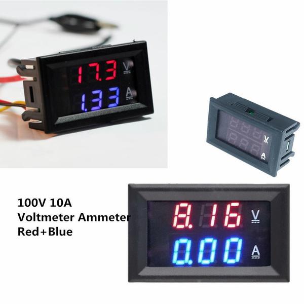 electricalamptestequipment, Blues, ledammeter, ammetervoltmeter