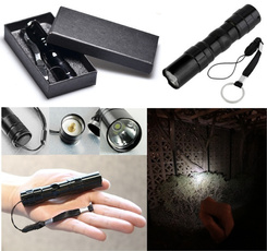 Flashlight, Mini, Exterior, led