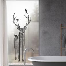 windowfilmforbathroom, Shower, Bathroom, uvwindowfilm
