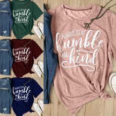 Summer, Plus Size, Christian, Shirt