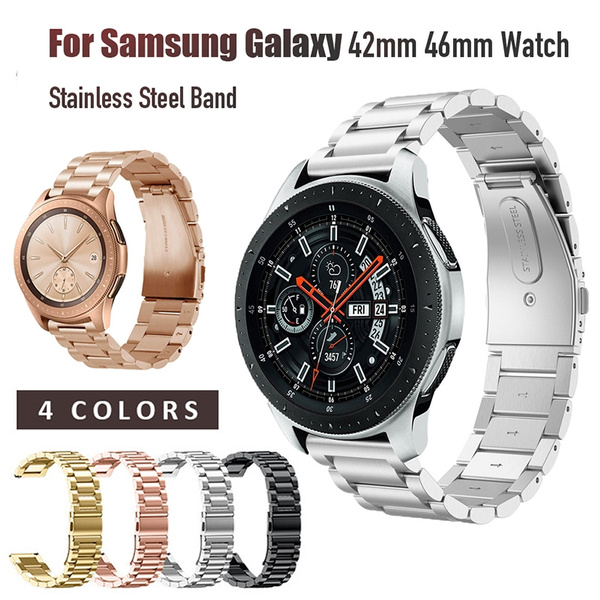 galaxys446mmband, Steel, Stainless Steel, Wristbands
