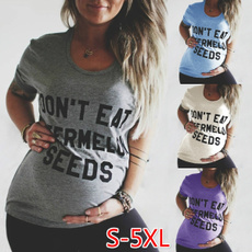 Summer, Plus Size, Cotton, Shirt