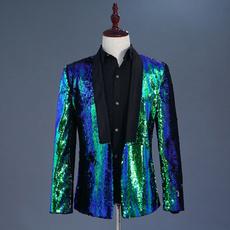 glitterjacket, Fashion, Dress, Men