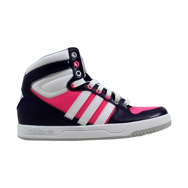 Adidas Court Attitude W Purple/White-Pink C75436 Women's   Wish