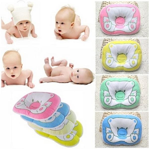 cute, Head, Pillows, babyinfantpillow