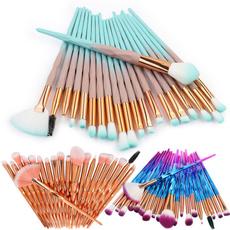 Professional Makeup Brush Set, DIAMOND, Jewelry, Cosmetic Brushes