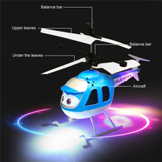 Mini, flyinghelicopter, Toy, led