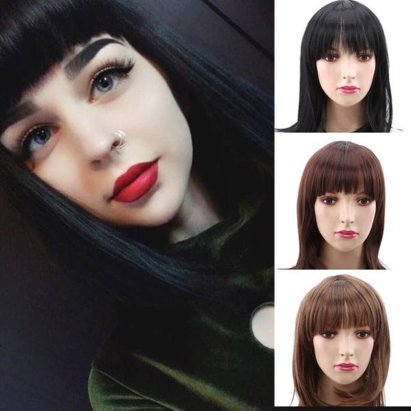 wig, cute, Goth, Shorts