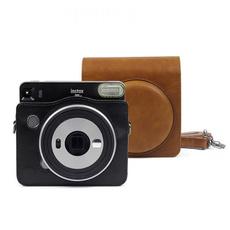 case, fujifilminstaxsquaresq6camerabag, Leather Cases, leather