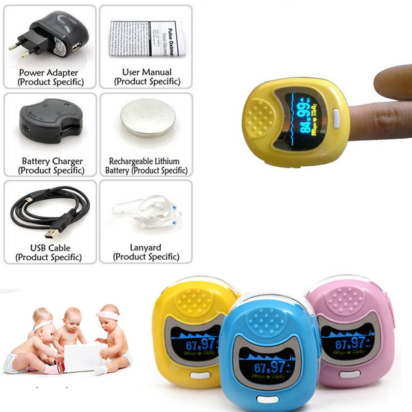 bloodoxygenmonitor, heartratemonitor, childpulsetipoximeter, rechargeablebuttony