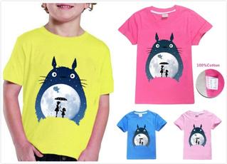 Summer, Fashion, kidscasualclothe, My neighbor totoro