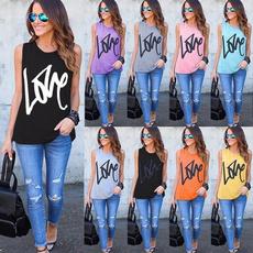 blouse, tank top women, Vest, Fashion