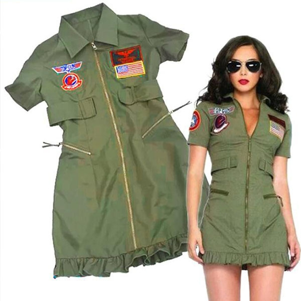 Cosplay, eroticapparel, Army, performance