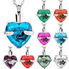 Heart, Fashion, Jewelry, birthstonependant