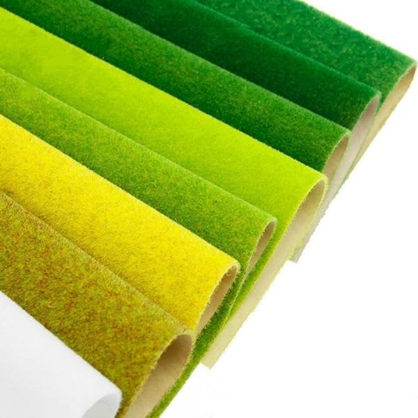 grasspaper, syntheticturf, fauxgra, Train