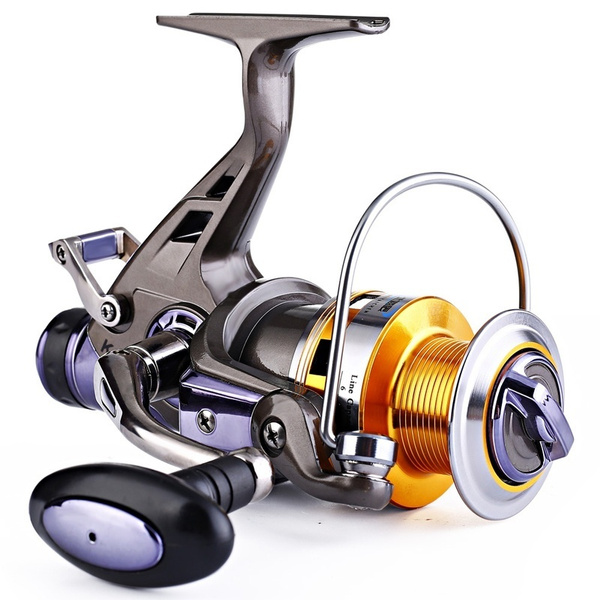 spinningreel, carpfishingreel, spinningfishingreel, Metal