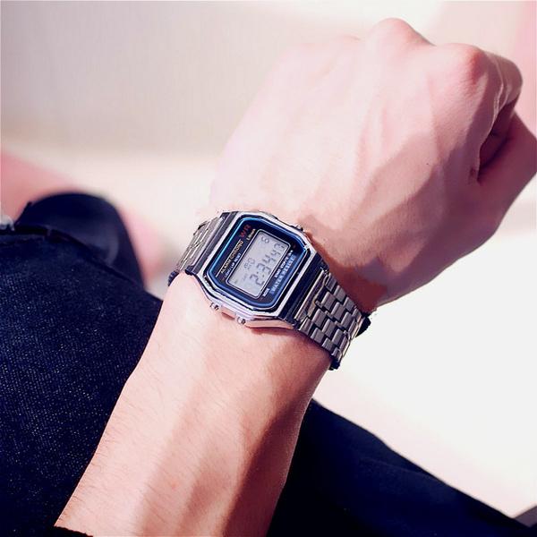 Fashion, led, Simple, Watch