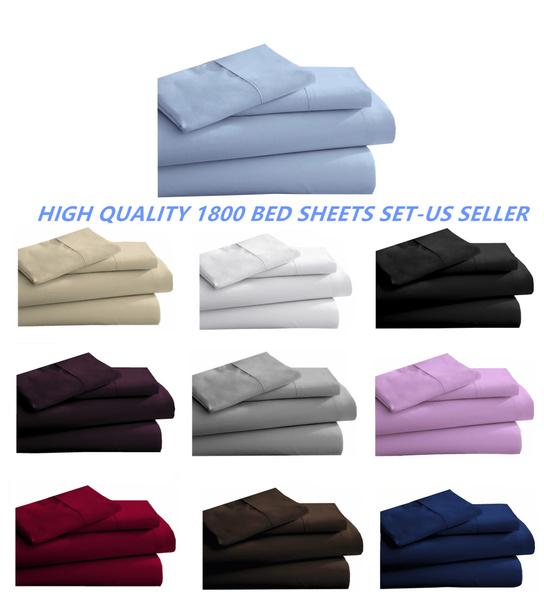 sheetset, Sheets, Luxury, Sheets & Pillowcases
