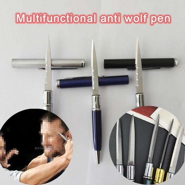 pencil, antiwolfweapon, pencilknife, knifetool